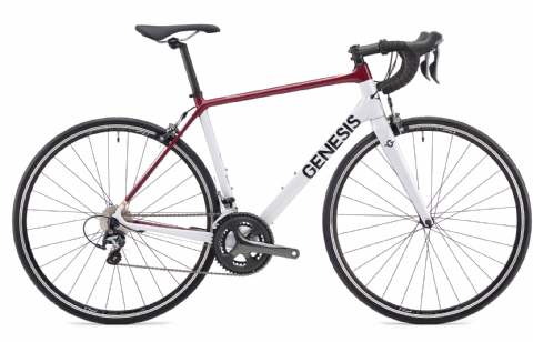 Genesis Zeal 10 Womans Road Bike White 2018